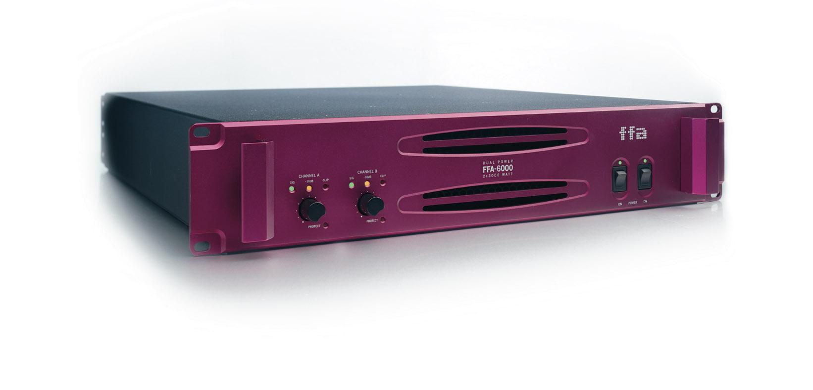 FFA-6000 DUAL POWER 2 x 3000W