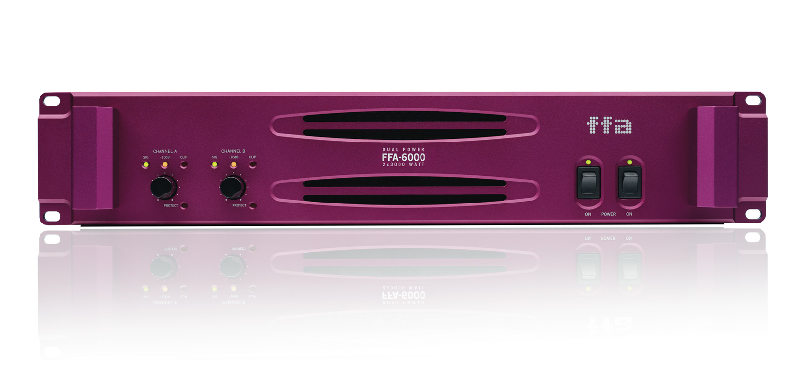 Ffa 6000 Dual Power 2 X 3000w Stereo Amplifier Circuit Product Image Mono Professional Audio Amplifiers